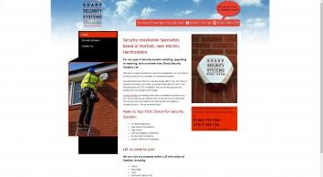 Sharp Security Systems Ltd