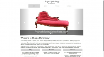 Sharp\'s Upholstery