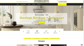 Shavings Kitchen - affordable great value kitchens Wymondham Norfolk