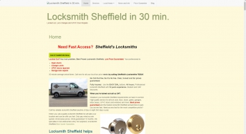 Sheffield Locksmith