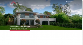 Quality Home Builders & Property Developers in Surrey | Sheldon Homes