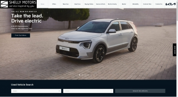 Kia and Mitsubishi Dealer | Surrey | Shelly Motors