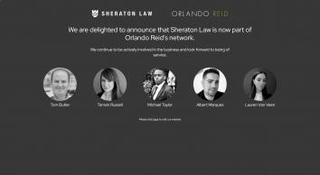 Sheraton Law , Clapham