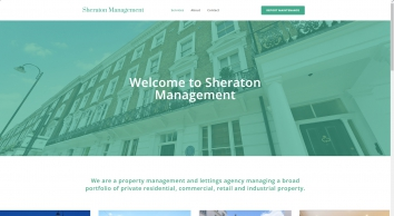 Sheraton Management Ltd Letting Agents in London