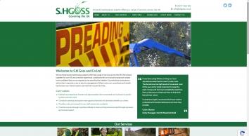 S H Goss & Co Ltd