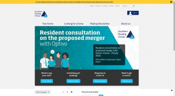 Southern Housing Group - Homes for rent in London and the South East