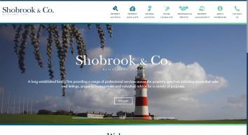Shobrook and Co Ltd
