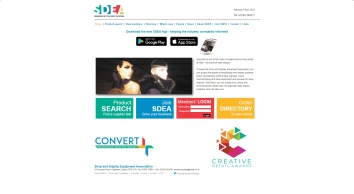 SHOP AND DISPLAY EQUIPMENT ASSOCIATION