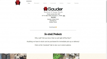 Sauder Furniture and Design Studio