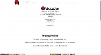 Sauder Furniture and Design Studio