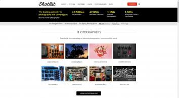 Shotkit | The Camera Gear of the World\'s Best Photographers