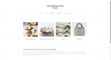 Showroom Finland - a sense of Finland