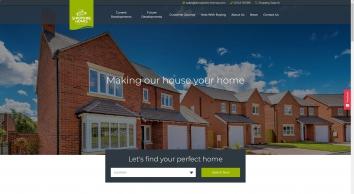 Shropshire Homes Ltd