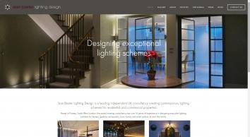 Sian Baxter Lighting Design