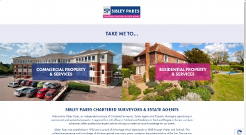 Sibley Pares LLP, Maidstone