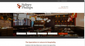 Sidney Phillips Limited , South West