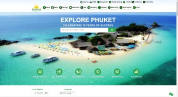 Sightseeing Phuket