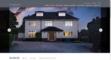 Estate Agents in Watford - Signature Estates