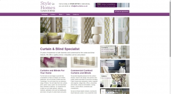 S I H Curtains Ltd