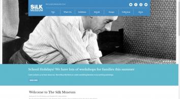 Macclesfield Silk Museums