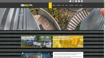 SiloStay - Official Website. Book Direct. Unique and Eco Friendly