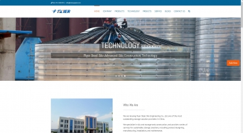 Storage Tanks & High Strength Steel Silos, Professionally Built