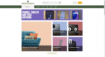 Simon Charles Auctioneers