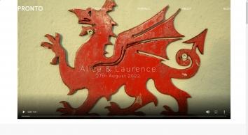 Simon Charlton | Swansea Wedding Photographer