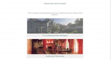 Simon Jones & Associates Architectural Watercolours Ltd