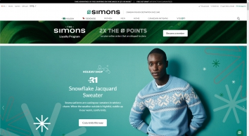 Simons Fashion for Men, Women, and the Home | Simons