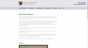 Simplicity fireplaces Ltd
