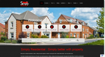 Simply Residential Letting & Estate Agents Bury Bolton Manchester