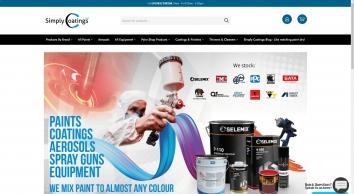 Simply Coatings| Industrial Paint-Protective Coatings-Powder Coatings