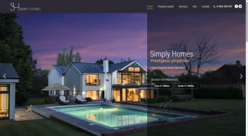 Simply Homes - find your new home in Hertford