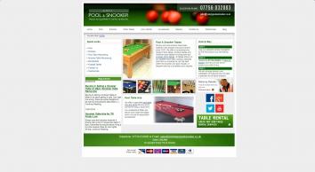 Pool and Snooker Table Sales, Hire, Repair: Simply Pool & Snooker