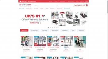 Standing Desk Megastore   Height Adjustable Desks   Sit-Stand.Com®