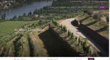 Hotel Spa Portugal, Douro Valley Hotel - Six Senses