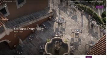 Hotel Spa Portugal, Douro Valley Hotel - Six Senses