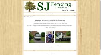 S J Fencing