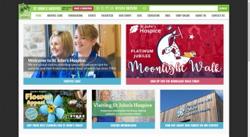 St John\'s Hospice - Hospice care in North Lancashire & South Lakes