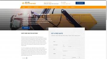 Skip Hire Milton Keynes | The Milton Keynes Skip Hire Company