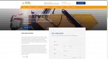Skip Hire Oxford | The Oxford Skip Hire Company