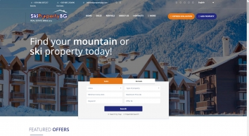 bulgaria ski property, bulgaria property sale in Borovets, Bansko, Pamporovo, Sofia, rent bulgarian property, bulgaria property investment