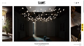Slamp | Design Lamps | Design Chandeliers | Modern Lamps