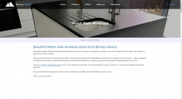 Cwt Y Bugail Slate Worktops