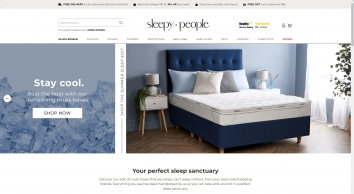 Buy Duvets, Pillows & Everything For A Great Night\'s Sleep Online