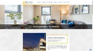Slough Urban Renewal | New Homes in Slough