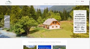 Slovenia Estates, Ljubljana
