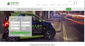 Smart Estate Agents | Estate agents based in Exeter, Exmouth, Torquay | Home