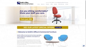 Smith\'s Office & Commercial Furniture Ltd